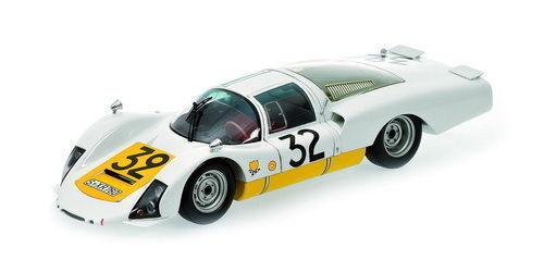 1 18 Minichamps Porsche 906l-Porsche Team - 24h Le Mans 1966