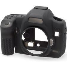 easyCover Protective Silicone Skin - Camera Cover Canon EOS 5D Mark II (Black)