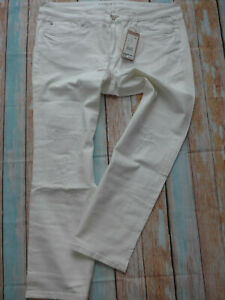 S-OLIVER-Jeans-Trousers-Triangle-Jeans-Trousers-Size-42-to-50-White-013-New