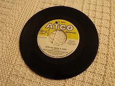 STEVE ALAIMO AND BETTY WRIGHT AFTER THE SMOKE IS GONE/I'M THANKKFUL ATCO 6659 M-