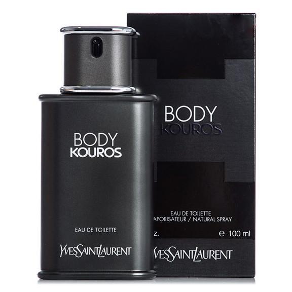 Yves Saint Laurent Body Kouros Cologne for Men 100ml EDT Spray