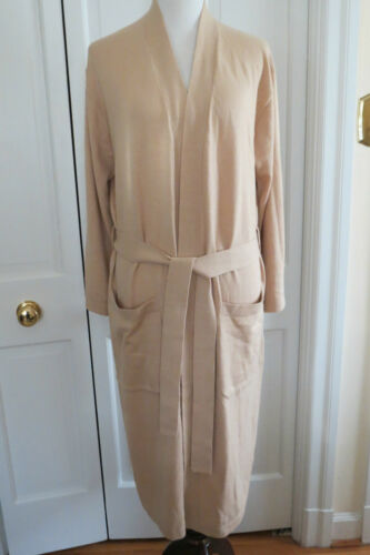 Size Luxurious Nwt One M Robe Cashmere i – a beige 348 Camel l Blend B7H4rSB