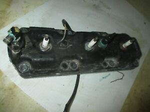 Mercury Mariner 135hp outboard starboard cylinder head (18787A18)