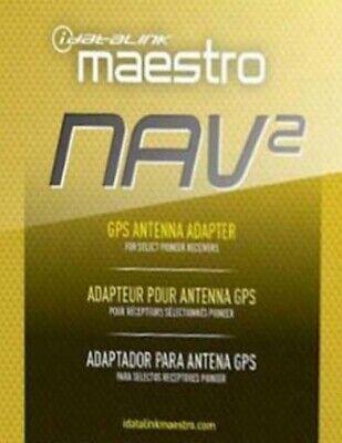 Pioneer Maestro Acc-NAV2 FAKRA to Aftermarket Navigation Antenna Adaptor