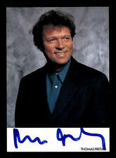 Thomas Freitag Autogrammkarte Original Signiert # BC 89281