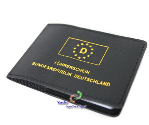 Ausweishülle Führerscheinhülle  Kreditkarten Etui  Visitenkarten Schutzhülle