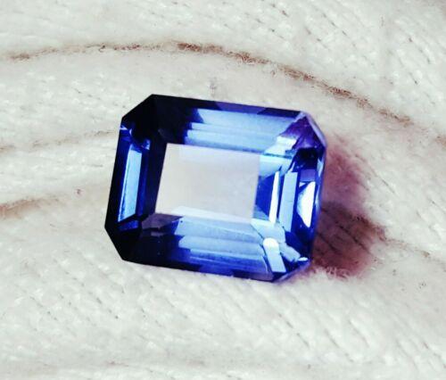 Loose Gemstone Natural Tanzanite 9.00 To 11.00 Ct Certified Mixed Shape Gems