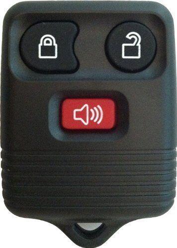 1-r01fx-dkr-redo-c NEW 2001 Ford Econoline Van Keyless Remote 3B:F87B