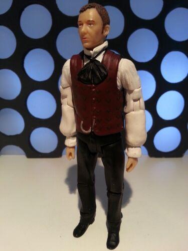 "Doctor Who The Master Jon Simms Gilet Utopia Harold Saxon VERSION 5/"" figure"