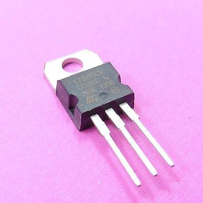 L7808CV Regolatore di tensione lineare 7808 fissa positivo 8 V 1.5 A TO-220