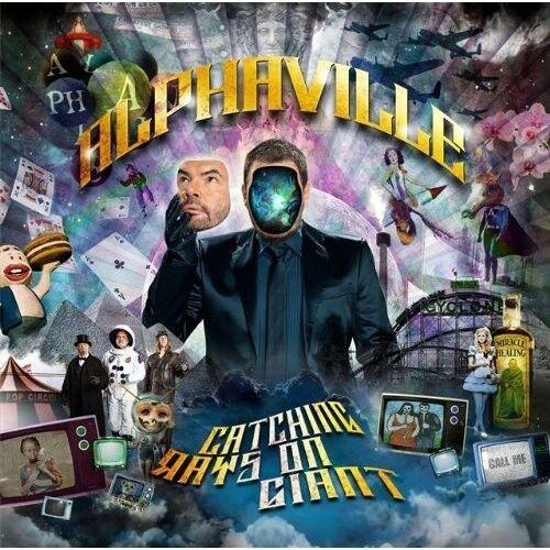 Alphaville - Catching Rays on Giant [New CD]