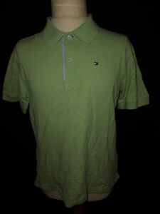 Polo-Tommy-Hilfiger-Vert-Taille-6-ans-a-60