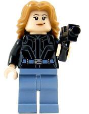 NEW LEGO Sharon Carter AGENT 13 MINIFIG 76051 figure minifigure female marvel