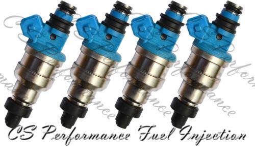 4 INP-062 Rebuilt by Master ASE Mechanic USA OEM Nikki Fuel Injectors Set
