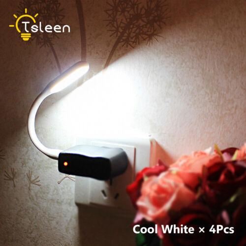 DC 5V Mini USB LED Light Flexible Neck For Power Bank Flashlight//HUB//Car Charger