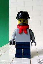 Lego Eisenbahn Figur - Ingenieur für Set 10194 - No: trn144