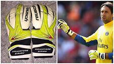 Salvatore Sirigu Match Worn Gloves Guanti Indossati PSG Italia