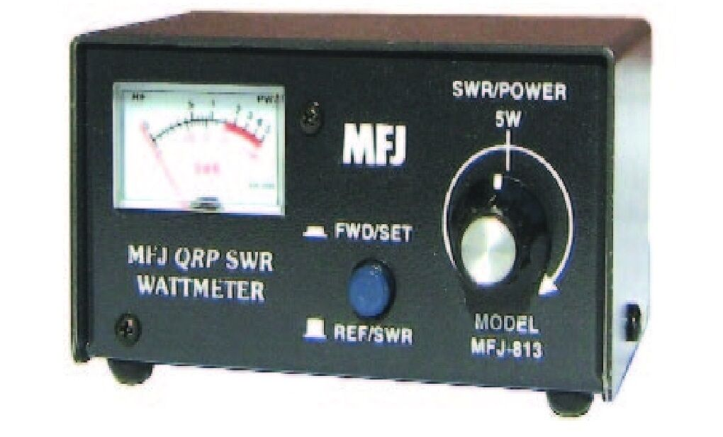 MFJ-813 HF QRP SWR/Wattmeter. Buy it now for 60.45