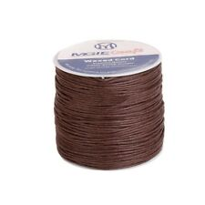 Waxed Thread Turquoise 100 Yards 50g Realeather BTH100-11