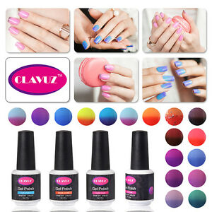 CLAVUZ-Temperature-Color-Changing-Gel-Nail-Polish-Soak-Off-UV-LED-Manicure-8ml