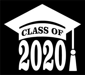 Graduation Images 2020.Details About Graduation 2020 Vinyl Decal Sticker Car Truck Window Bumper Wall Tablet Locker