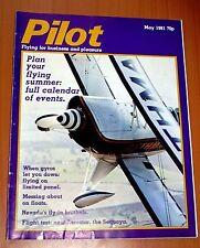 Pilot 1981 May Aerostar,Tiger Moth