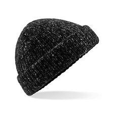9773dad6b3c Fisherman Beanie Hat Winter Warm Turn Up Retro Mens Womens Ladies Docker