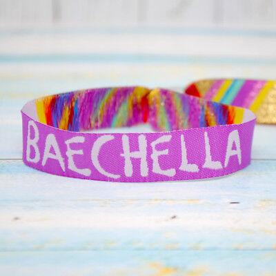 Baechella Partito Braccialetti-festival Partito Favori Accessori- Completa In Specifiche