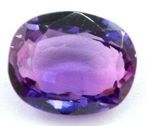 8.60 Ct Natural Purple Sapphire Oval Cut AGSL Certified Loose Gemstone