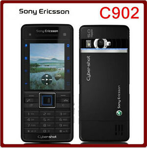Original Unlocked Sony Ericsson C902 Cell phone 3G 5MP ...