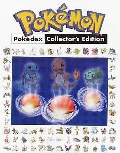Pokemon Pokedex Collectors Edition: la guía de estrategia oficial por Eric.. 38830