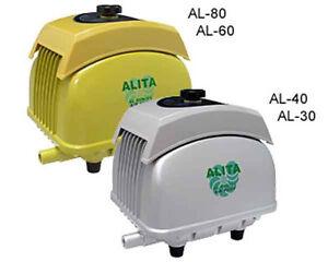 Alita AL-40 Hydroponics Reservoir Aquarium Air Pump