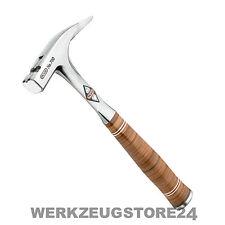 Carolus Latthammer 600g mit Stahlrohrstiel und Kunststoffgriff