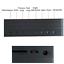 thumbnail 18 - Bosina Altavoz Portátil LED Inalámbrico Speaker con Bluetooth USB/AUX/FM Radio