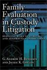 Forensic Practice Guidebook: Family Evaluation in Custody Litigation : Reducing Risks of Ethical Infractions and Malpractice by G. Andrew H. Benjamin and Jackie K. Gollan (2003, Hardcover)