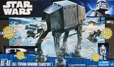 Star Wars Electronic AT-AT WALKER Hasbro 2010 Legacy w/ figure- SEALED NEW BIG!!