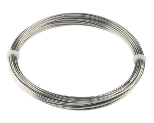 Wire Wrapping Stainless Steel 316L Wire SOFT 1.5 MM 25 Feet Coil