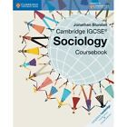Cambridge IGCSE (R) Sociology Coursebook by Jonathan Blundell (Paperback, 2014)