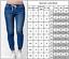 AU-Plus-Size-Women-Jeans-Elastic-High-Waist-Drawstring-Lace-up-Loose-Denim-Pants