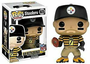 new product db68b 95864 Funko Pop Vinyl NFL Toys R US - Steelers Ben Roethlisberger 3rd Jersey