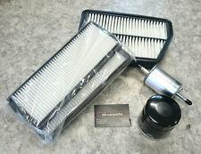 Inspektionspaket Filter Wartungskit Chevrolet Rezzo 1,6 79KW 2005-