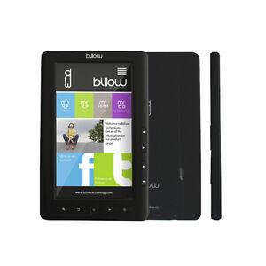 BILLOW-E2TB-lector-eBook-7-034-4GB-Color-Negro-Top-ventas