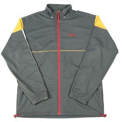 Dettagli su VINTAGE Retro 90s Adidas Equipment Sports Giacca in Felpa Track Top Athletic Sport mostra il titolo originale