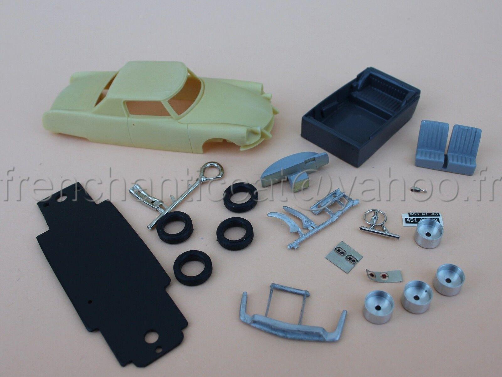 Is rare voiture citroen  ds chapron le dandy 1 43 heco miniatures resin deco  édition limitée chaude