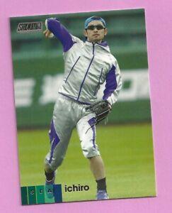 2020-Topps-Stadium-Club-Ichiro-244-Seattle-Mariners