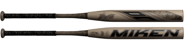"""New 2018 Miken DC41 slowpitch bat USSSA NSA ISA 34/""""//26 Supermax MDC17U softball"""