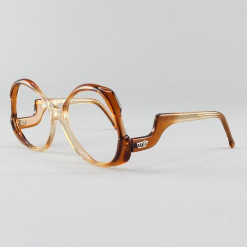 Vintage 80s Glasses | Oversized Round Eyeglasses |