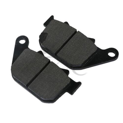 XL53X Sportster Custom 04-2007 Rear Brake Pads Fit For HARLEY DAVIDSON XL 883