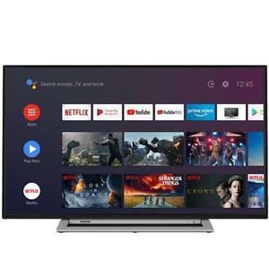 "Toshiba TV LED 43"" 43UA3A63DG ULTRA HD 4K SMART TV WIFI DVB-T2 (0000049686)"