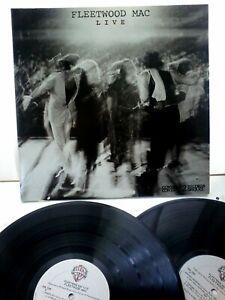FLEETWOOD-MAC-LIVE-2-LP-1980-CANADA-excellent